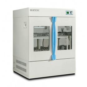 SPH-1112F往复式立式双门双层恒温培养振荡器