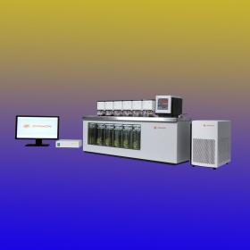 中旺IVS300-6全自动乌氏粘度计