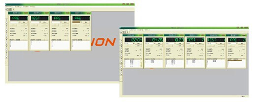 智能粘度测量系统IVS300软件界面