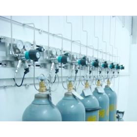 原子荧光与原子吸收高纯气体管路铺设工程