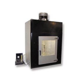 水平垂直燃烧法塑料燃烧试验机器