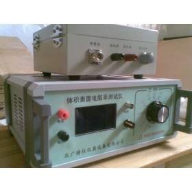 液体、膏体体积电阻率测试仪