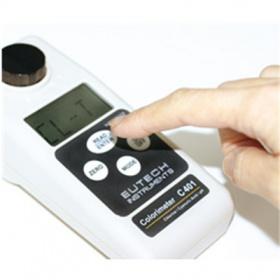 Thermo Eutech 优特 便携式余氯/总氯测量仪 C401