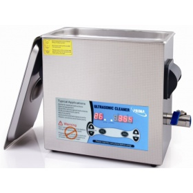英国PRIMA PM2-600TD进口超声波清洗器