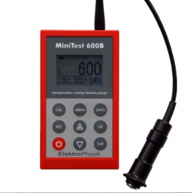 德國EPK麥考特MiniTest600B涂層測厚儀