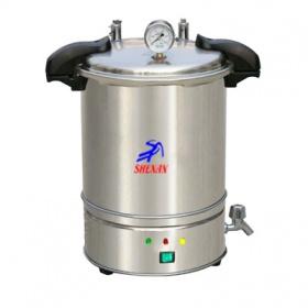 上海申安DSX-280A,DSX-280B手提式不銹鋼壓力蒸汽滅菌器