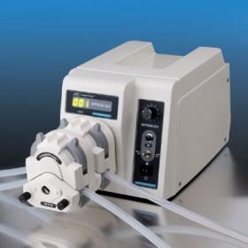 LongerPump四通道蠕动泵 WT600-2J 实验室及小批量生产使用,直流无刷电机,多泵头串联