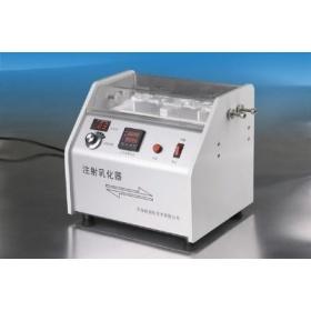 注射乳化器ZR-3 将抗原与弗氏佐剂充分混合,完全乳化。一般乳化时间不会超过10分钟,比人工操作