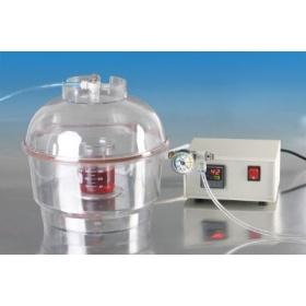 真空电加热干燥器DJR-250 保持真空条件并且可加热,保持恒温,广泛应用于科研、医药、精细化工