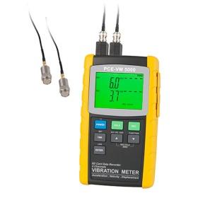 德國品質振動數據記錄器PCE-VM 5000