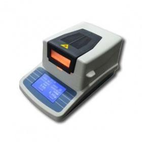 上海维菱电子水分测仪,卤素水分仪DHS-16