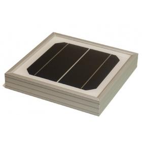 已封装的标准太阳能电池