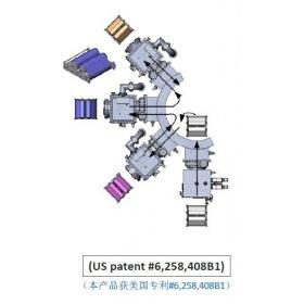卷对卷柔性薄膜沉积设备 MVS
