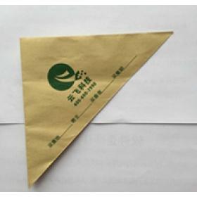 供应三角纸袋厂家直销 老牌子厂商零售价格