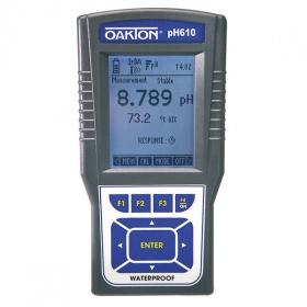 Oakton® 防水 pH 620测试计,IN-35418-90