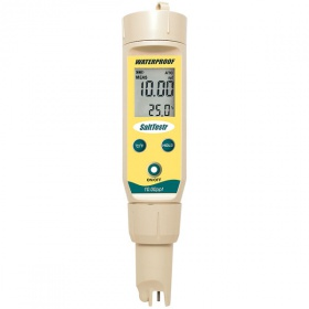 Oakton SaltTestr 11防水鹽度計,帶溫度顯示,IN-35662-52