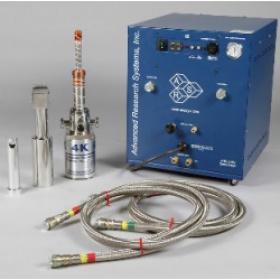 ARS Displex閉循環致冷機、低溫恒溫器