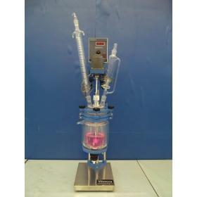 HEB-2L双层玻璃反应釜