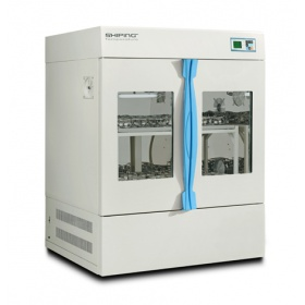 SPH-1112F往复式双门双层恒温培养振荡器