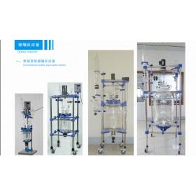 HEP-10L双层玻璃反应釜
