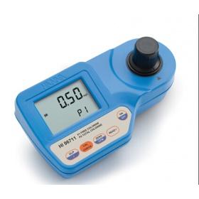 意大利哈纳HI96711余氯总氯游离氯浓度测定仪