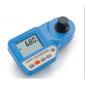 意大利哈纳HI96734余氯总氯浓度测定仪
