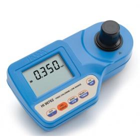 意大利哈纳HI96762超低量程余氯总氯浓度测定仪