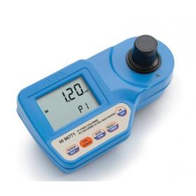 意大利哈纳HI96771双量程余氯浓度测定仪