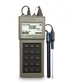 意大利哈納酸度計PH計HI98185(哈納HANNA)高精度防水型pH/ORP/ISE/溫度測定儀