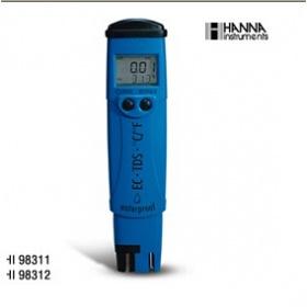 意大利哈納電導率儀EC計HI98312(哈納HANNA)防水筆式測定儀【EC/TDS/溫度】