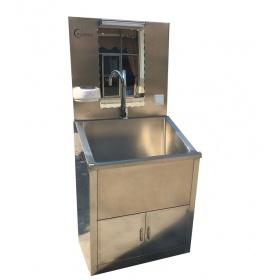 苏净净化医用手术室单人洗手池