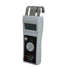 纺织品回潮率检测仪 纺织原料湿度测试仪