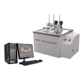 热变形、维卡软化点测定仪