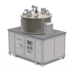 高温热流计法导热系数测试系统