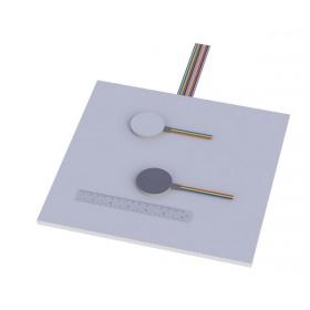 高灵敏度热阻式热流计