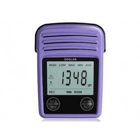 MINI-THCO2便携式温湿度二氧化碳记录仪ZOGLAB