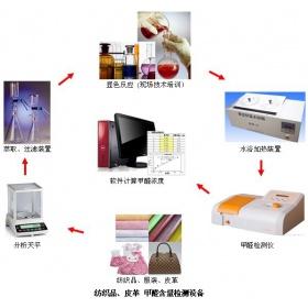 纺织品甲醛检测设备(水萃取法)、纺织品甲醛测试系统、服装甲醛检测仪