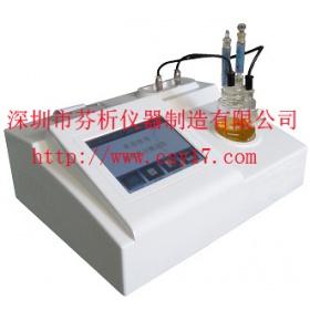 CSY-K3微量水分测定仪