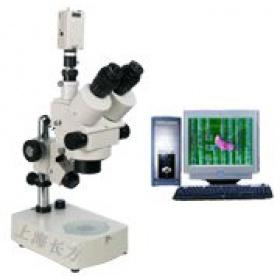 上海长方CVM-300E电脑型视频显微镜