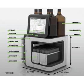 中低压制备色谱(内置ELSD和UV))