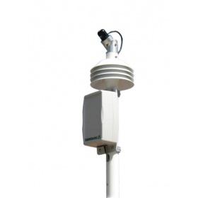 PVmet 100太阳能节能监测光伏气象站