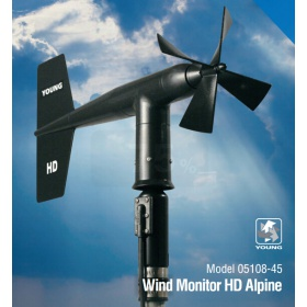 R.M.Young  05108-45 螺旋桨式风向风速传感器