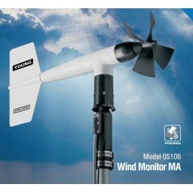 R.M.Young 05106 海洋型风向风速传感器