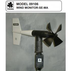 R.M.Young 09106 螺旋桨式风传感器
