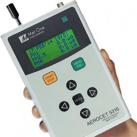 Aerocet 531S粒子计数器/空气质量检测站