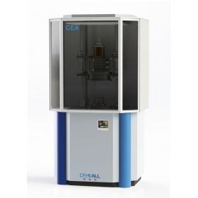 热电材料器件转化效率测试系统  CEA