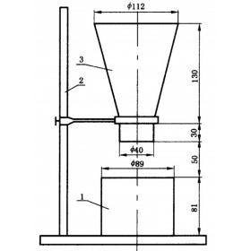FT-103C工业碳酸纳堆积密度测定装置