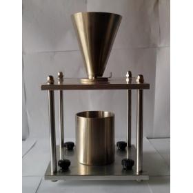 氧化镁/无活性白土/机化工产品堆积密度测定仪