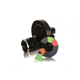 轮式八通道多光谱相机