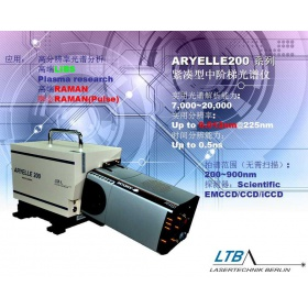 LTB ARYELLE200 高分辨率中阶梯光谱仪